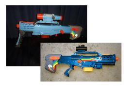 Rainbow Dash LongShot Set by Waldo-xp
