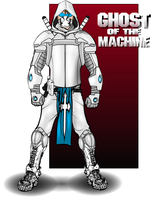 Ghost of the Machine by TheAnarchangel