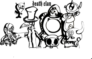 all stars death crew by gerrysnk