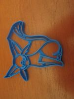 Espeon Cookie Cutter 03 by B2Squared