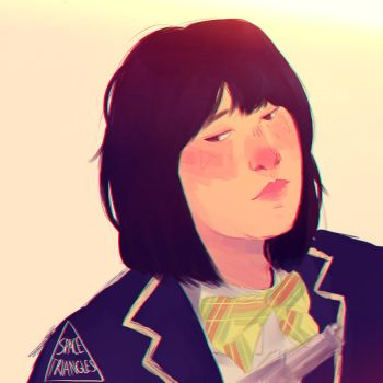 yoonji by spacetriangles