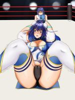 Wrestle Angels 6 by B--I--S
