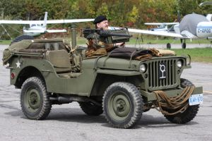 Armed Jeep by 914four