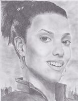 Martha Jones by thedoctor-donna