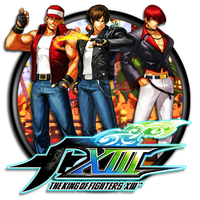 The King Of Fighters XIII C3 by dj-fahr