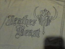 WIP- Battle Vest - Local Metal Bands by Gothicdarkness