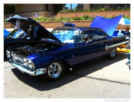 1960 Chevy Impala by Car-Crazy