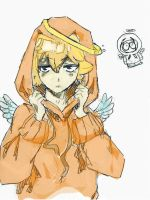 quick soft color: kenny by Scarefoo
