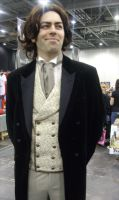 The 8th Doctor by teamTARDIS