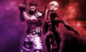 ~Redfield and Valentine~ by xJillValentinex