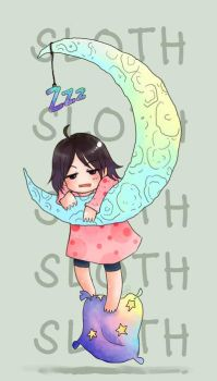 7DS - Sloth by sehika
