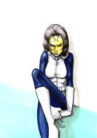 Daily Sketches Madame Masque by fedde