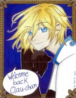 Fye's ''welcome back''! by manu-chann