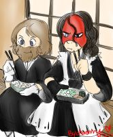 [WWExBleach] Eating by Shinkumancer