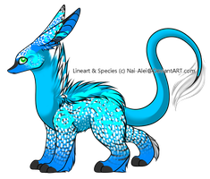 Ahnaxus adoptible by fluffy40