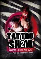 angers tattoo show 2 by welsix