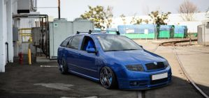 skoda fabia by SkicaDesign