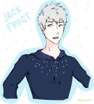 Jack Frost by TigersNstuff