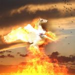 fire pegasus by johngiannis27