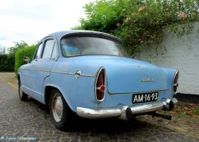 Simca Aronde by jochniew