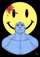 Doctor Manhattan by DenisM79