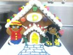 LawLu Gingerbread Men: House of D by traffycake