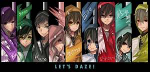 LET'S DAZE! by Yuki-Hanna