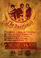 The Beatfonics - Beattape Vol.1 MANIFESTO by APgraph