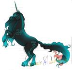.:My OC Unicorn1:. by PhoenixSAlover