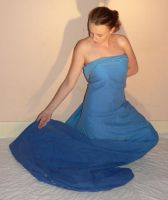 Shades Of Blue Sheet 01 by Gracies-Stock