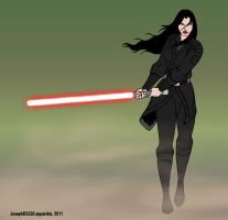 Revan, Sith Lord by Leppardra