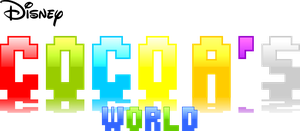 Cocoa's World Logo Pack by Averon25