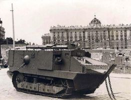 modified improvised armored vehicle 1942 by dlink97
