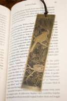 Cardinal Bookmark by sapphire-feather