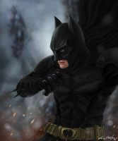 Batman: Imagine the Fire by Ferain