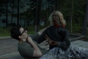 Zombie Attack by ImSerious