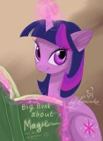 Twilights book by Imanika