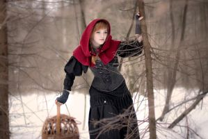 Red Riding hood story_2 by Fairysiren