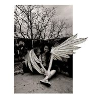 An angel in cebu by hostileNATIVE