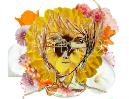New Icon featuring Elai and Flowers by ur-a-baka95