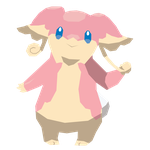 Audino Vector by DragonChaser123