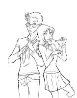 Hp lineart H_G by mary-dreams