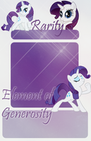 Rarity Journal Skin by alem22