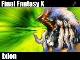 Ixion Wallpaper by Reddragonwings