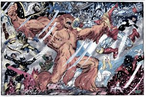 alpha flight vs x men byrne by namorsubmariner