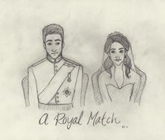 Will and Kate by kckat