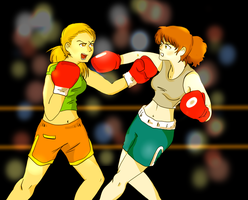 Random Boxing by Vero27