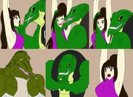 Meet Killer Croc 2 by sammychan816