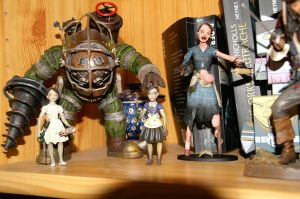 My Bioshock Figures Collection by Dornogol