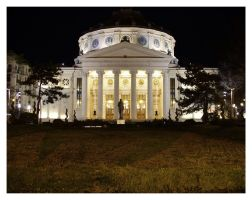 Bucharest night shot by John77